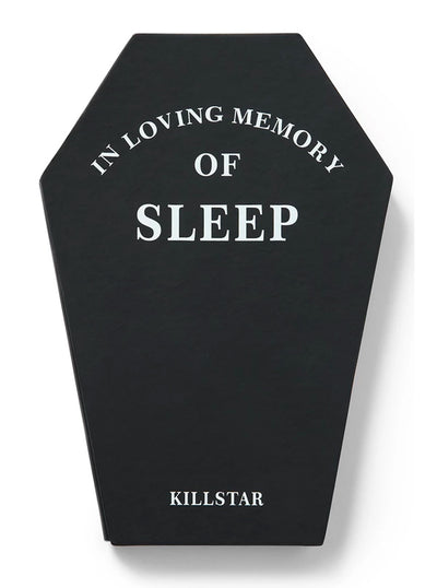 Sleep Coffin Journal by Killstar