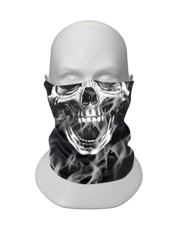 Smokey Face Tube Mask by Fatal Clothing