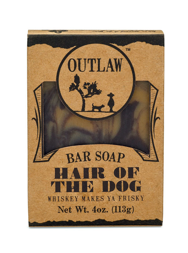 Hair of the Dog Handmade Bar Soap