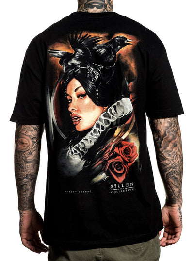 "Men's ""Soliloquy"" Tee by Sullen (Black)"