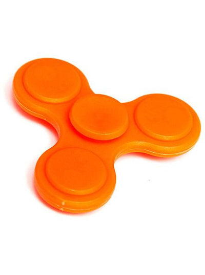 Solid Plastic Fidget Spinner (More Options)
