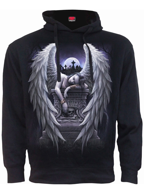 Women's Inner Sorrow Hoodie by Spiral USA