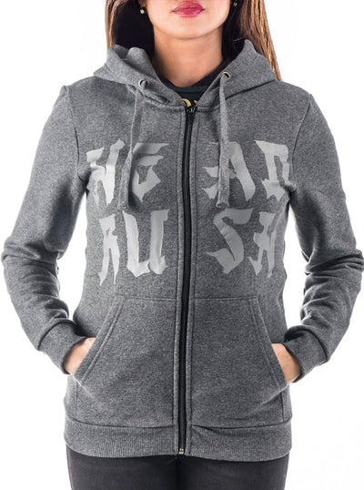 Women's Soul Bleed Hoodie by Headrush Brand