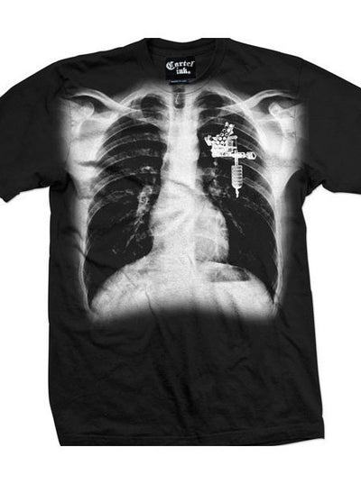 "Men's ""Tattoo Soul"" Tee by Cartel Ink (Black) - www.inkedshop.com"