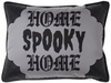 """Halloween Collection"" Canvas Pillows by Sourpuss (Black)"