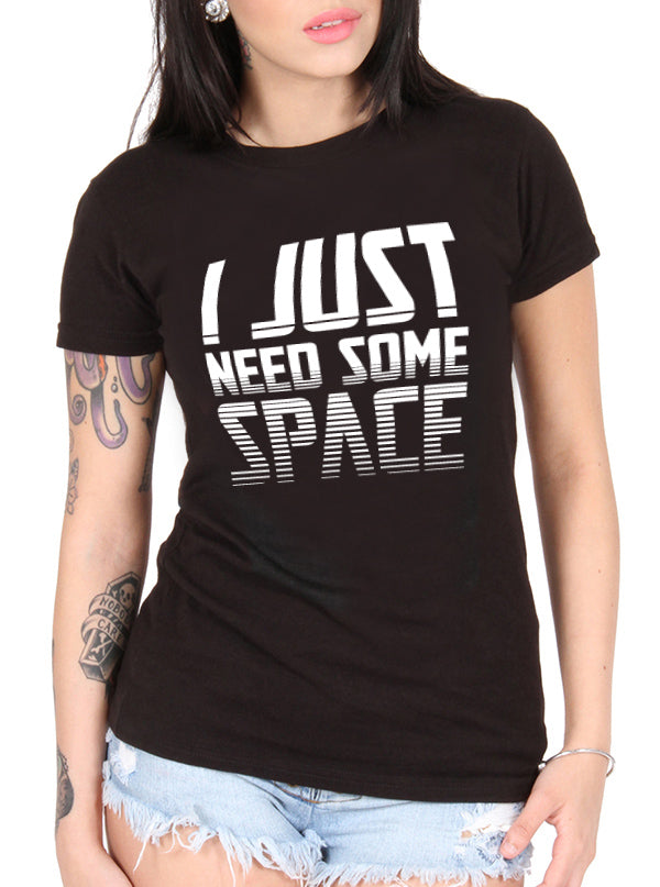 Unisex Space Tee by Dirty Shirty