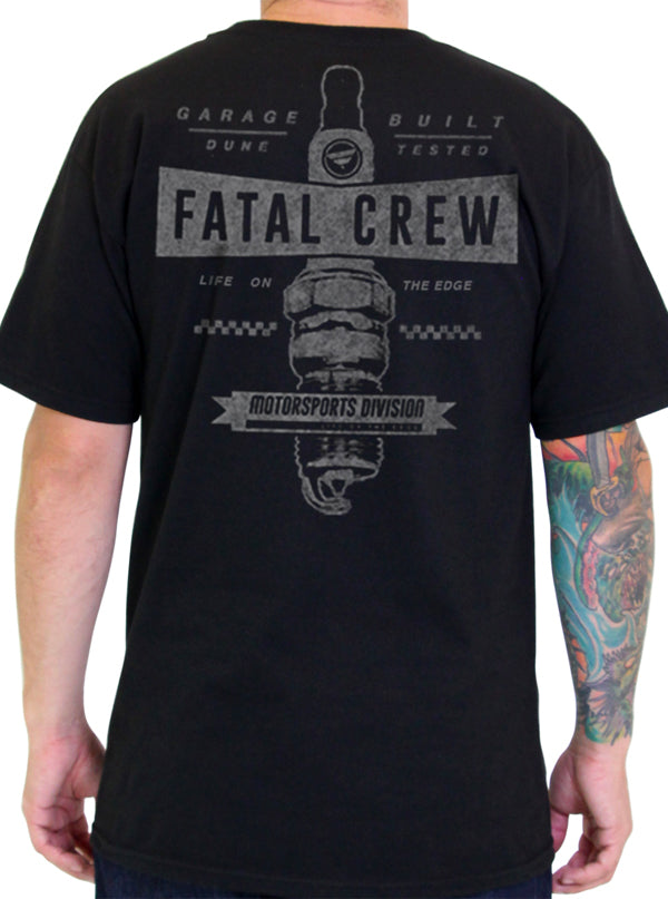 Men's The Spark Tee by Fatal Clothing