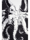 Octopus Blanket by Sourpuss (Black) - www.inkedshop.com