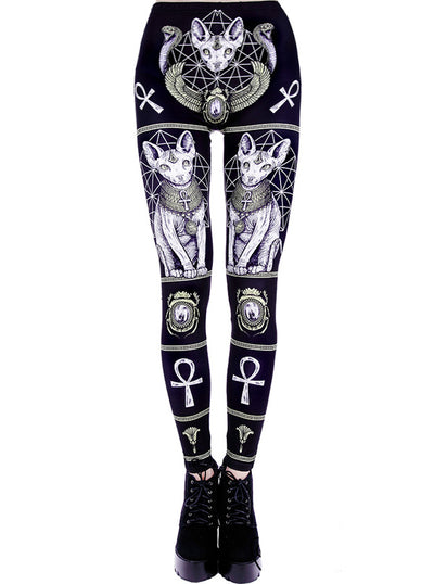 Women's Sphynx Leggings by Restyle
