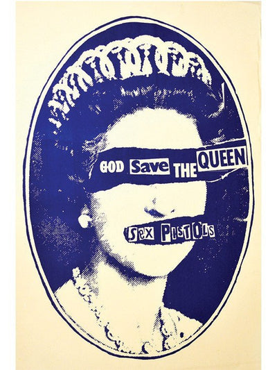 """Save the Queen"" Print by Annex Art - www.inkedshop.com"