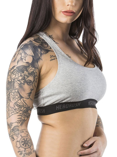 Women's Modern Day Sports Bralette by Headrush Brand