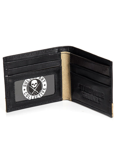 Men's Stand Your Ground Wallet by Sullen