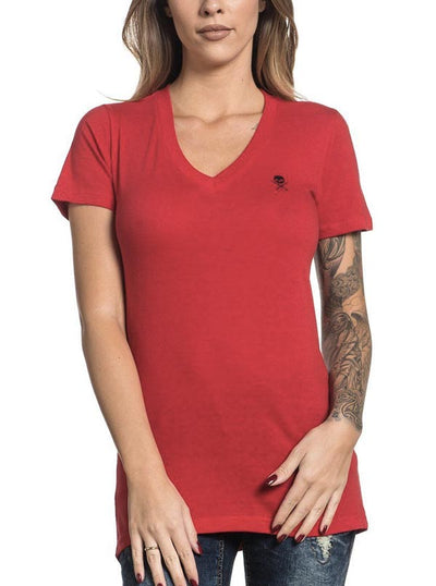 "SA ""Standard Issue"" V-Neck Tee by Sullen (More Options)"