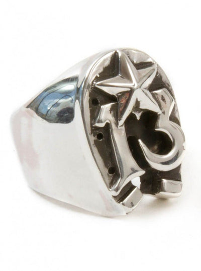 "Men's ""Star 13"" Ring by Aileyan (More Options) - www.inkedshop.com"