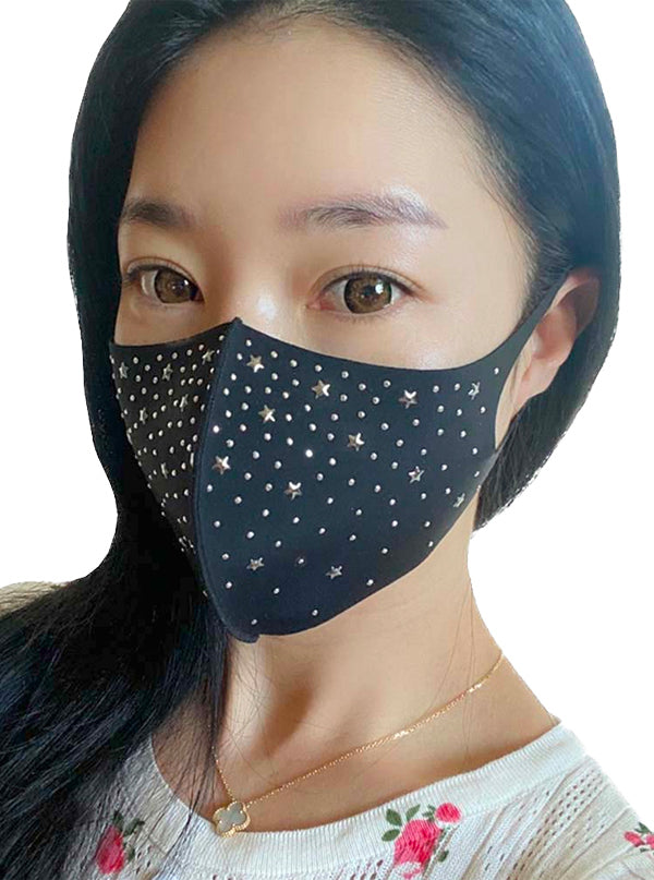 Aerosilver Star Stone Face Mask