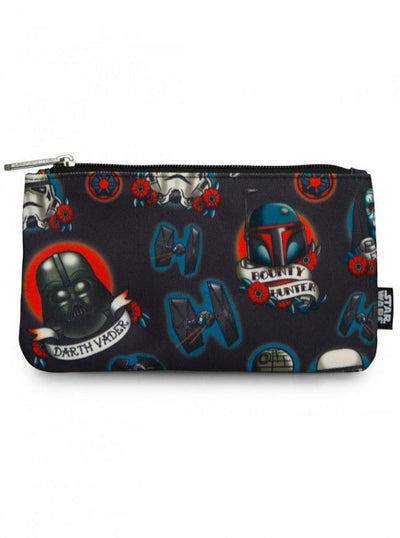 """Star Wars Dark Side"" Coin Bag by Loungefly (Black) - www.inkedshop.com"