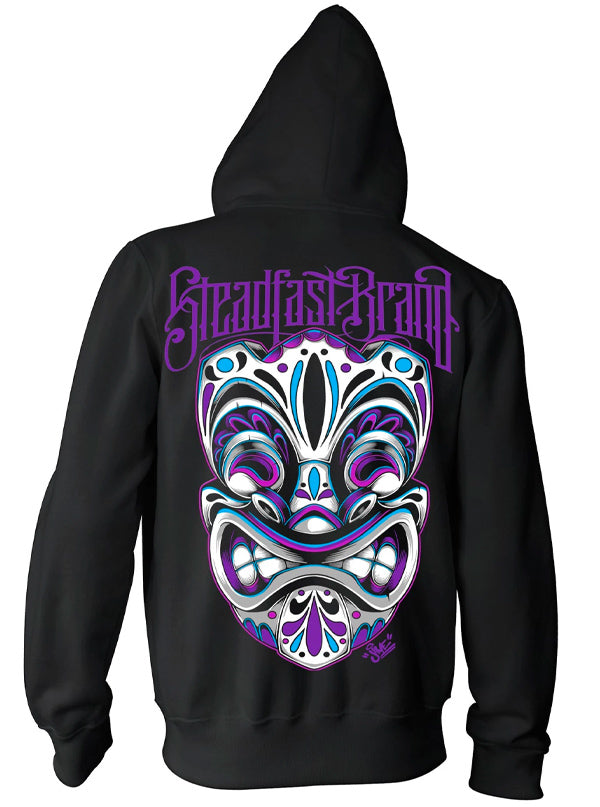 Women's Tiki Zip-Up Hoodie by Steadfast Brand
