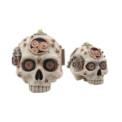 Steampunk Skull by Summit Collection - InkedShop - 1