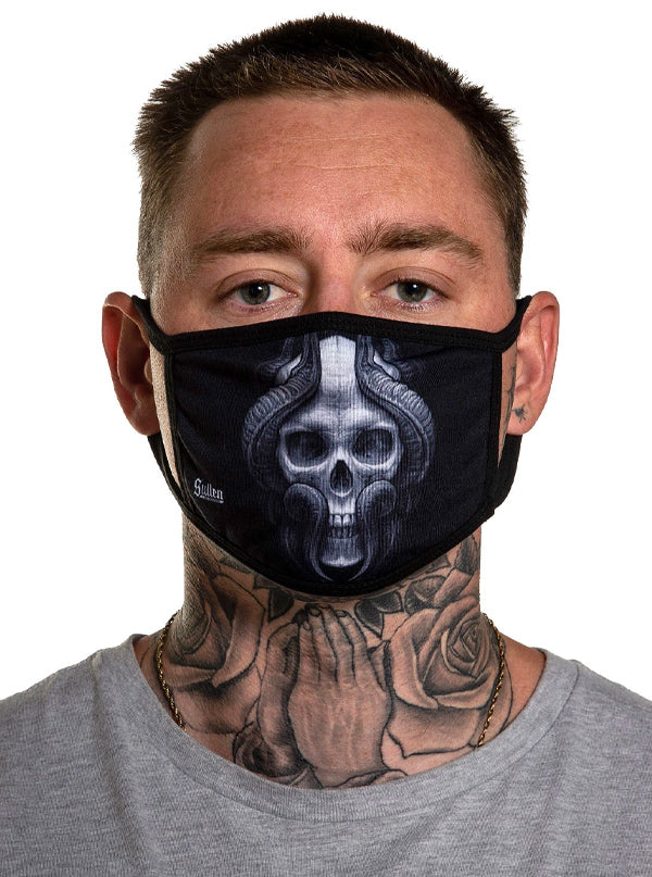 Stepan Negur Face Mask by Sullen