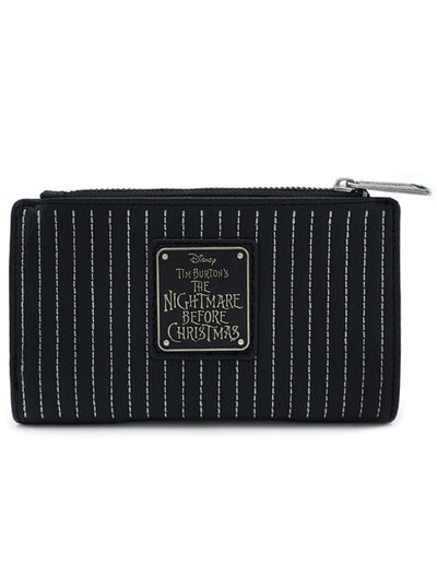 Nightmare Before Christmas: Jack Studded Wallet by Loungefly