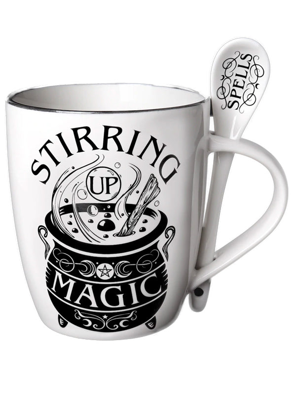 Stirring Up Magic Mug Set by Alchemy of England