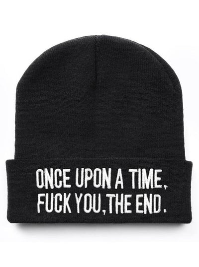 Story Time Beanie by Killstar