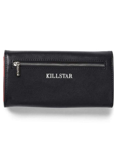 """Strange"" Wallet by Killstar (Black)"