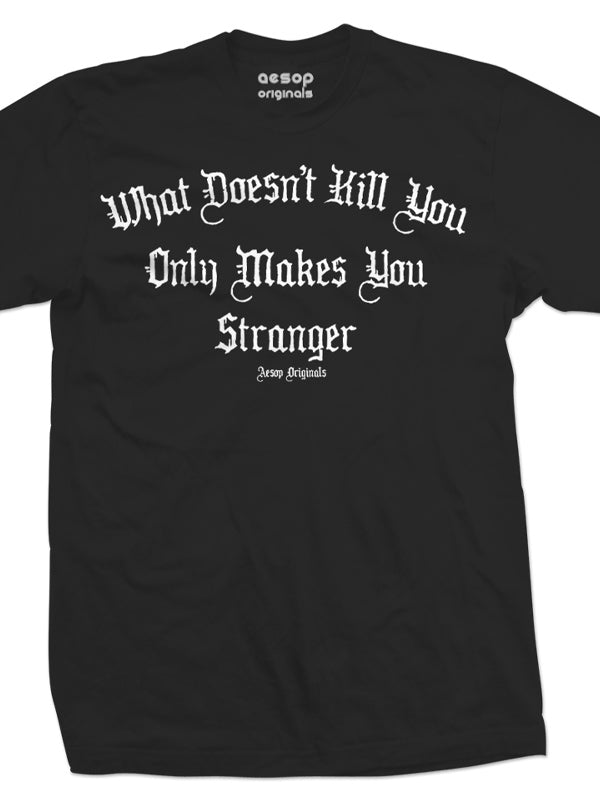 Men's What Doesn't Kill You Tee by Aesop Originals