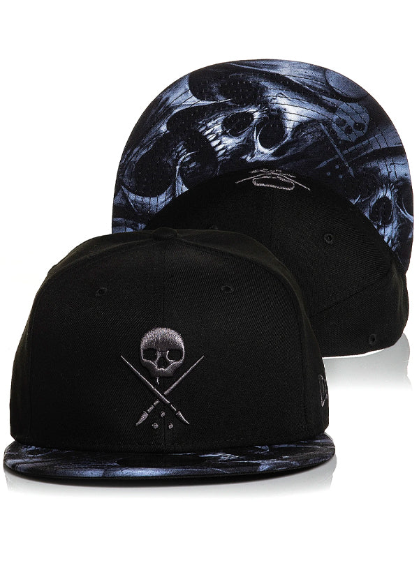 Strickland Snapback Hat by Sullen
