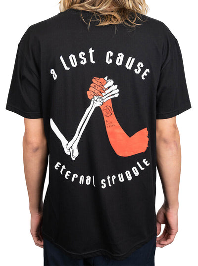 Men's Struggle Tee by A Lost Cause