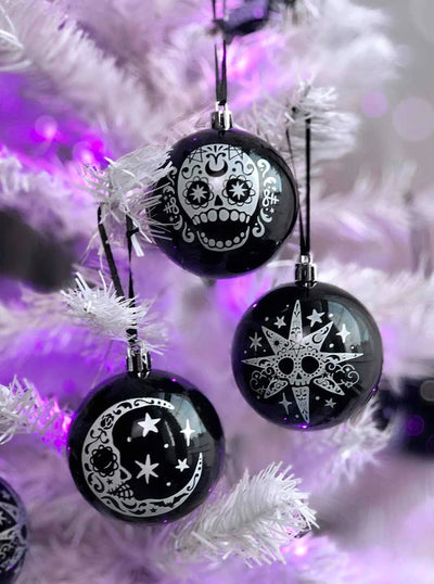 Sugarhigh Hexmas Ornaments by Killstar