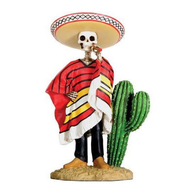 Day of the Dead - Bandito Statuette by Summit Collection - InkedShop - 1