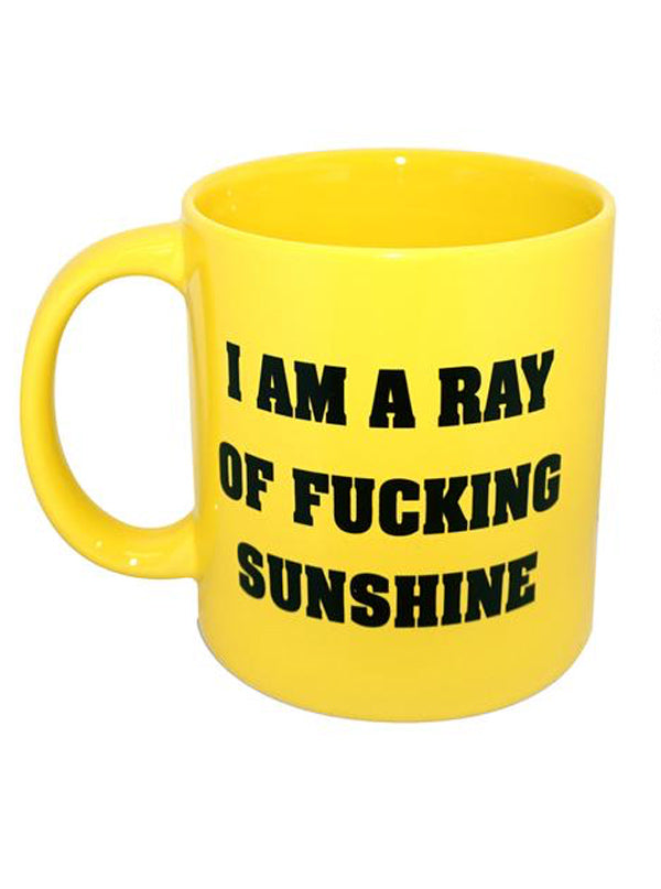Ray of Sunshine Giant Mug