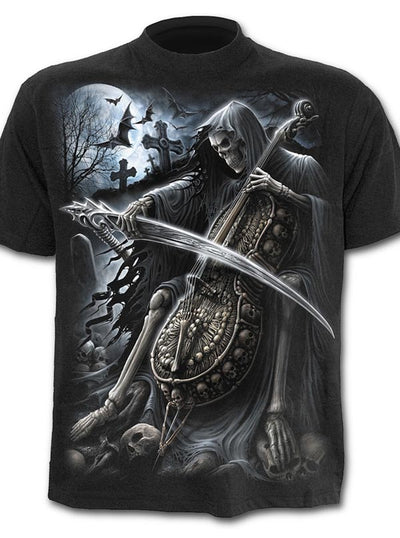 Men's Symphony of Death Tee by Spiral USA
