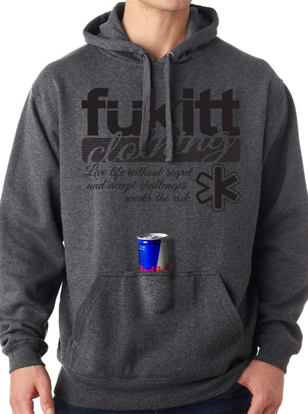 Men's Tailgate Hoodie by Fukitt Clothing