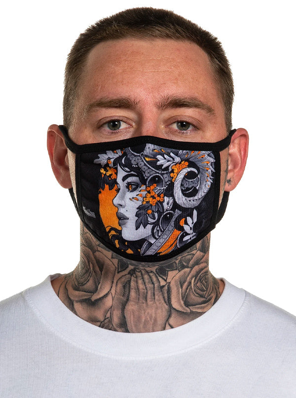 Tanger Face Mask by Sullen