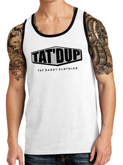 "Men's ""Tat'd Up"" Tank by Tat Daddy (More Options)"