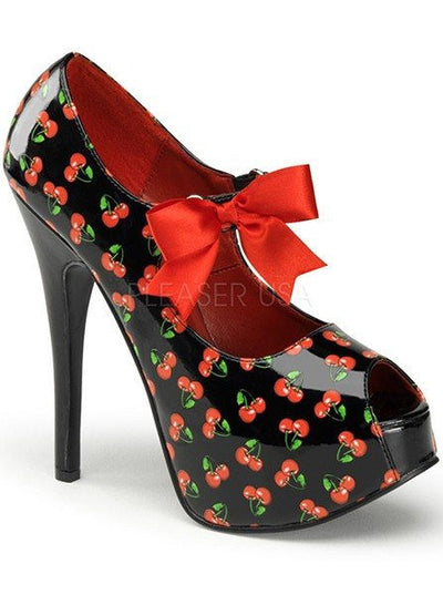 "Women's ""Teeze"" Heels by Pinup Couture (More Options) - www.inkedshop.com"