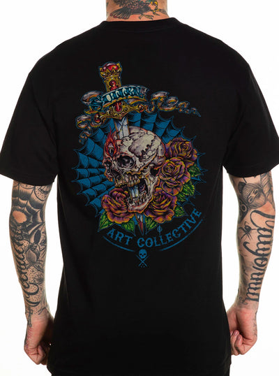 Men's 3rd Eye Tee by Sullen