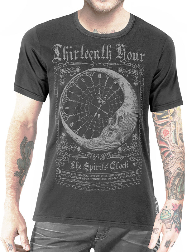 Men's Thirteenth Hour Tee by Serpentine Clothing