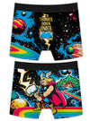 Men's Thunder Down Under Boxer Briefs by Harebrained!