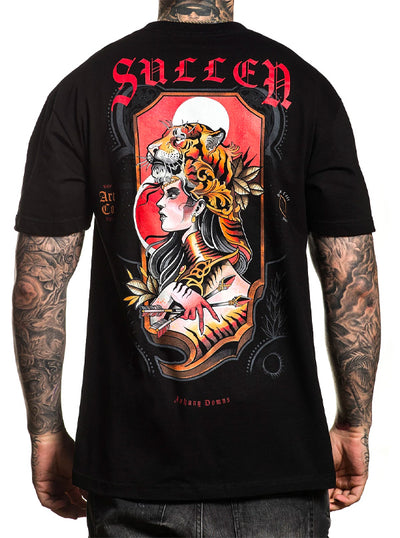 Men's Domus Tiger Tee by Sullen