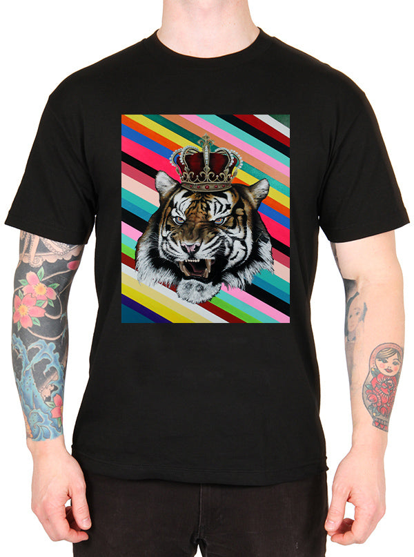 Unisex Tiger King Tee by Tyler Tilley