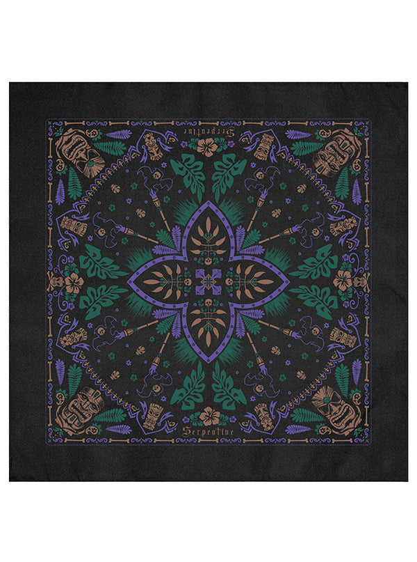 Freaki Tiki Bandana by Serpentine Clothing
