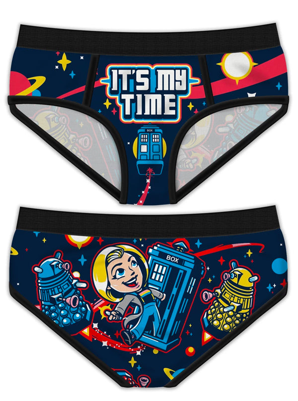 Women's It's My Time Period Panties by Harebrained!