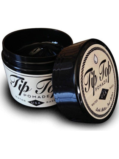 """Tip Top"" Medium Hold Pomade by Tip Top Industries - www.inkedshop.com"