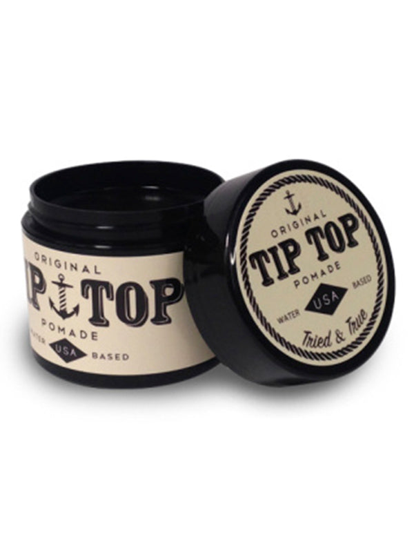 Tip Top Medium Hold Pomade by Tip Top Industries