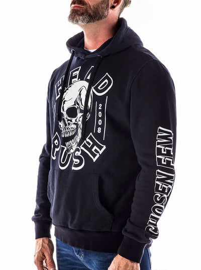 Men's Trapped Under Ice Hoodie by Headrush Brand