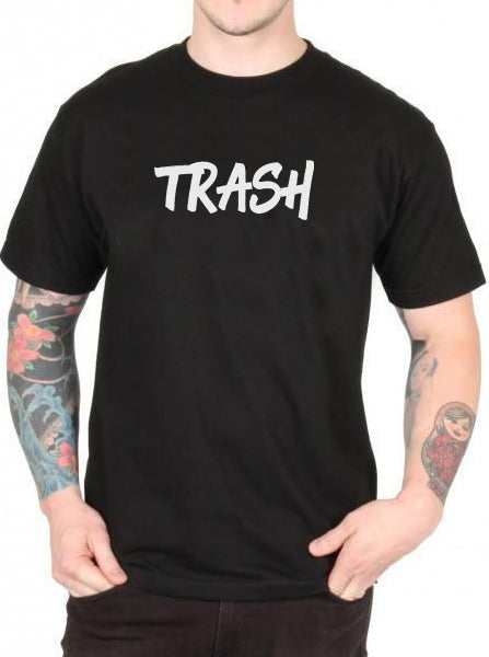 Men's Trash Tee by Skulls & Things