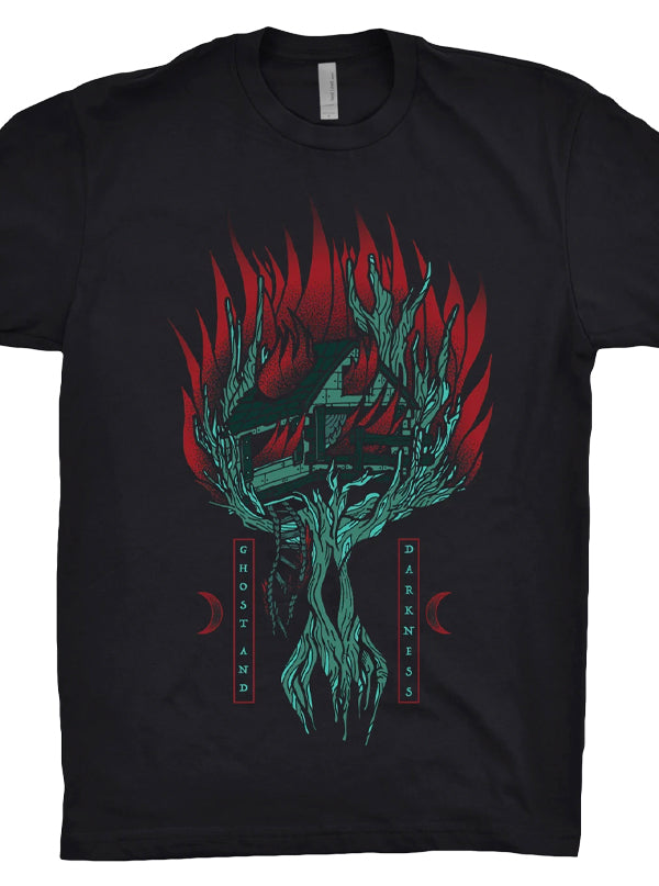 Men's Tree Fort Tee by Ghost and Darkness